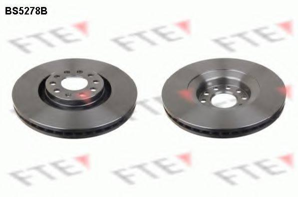 FTE BS5278B Тормозной диск