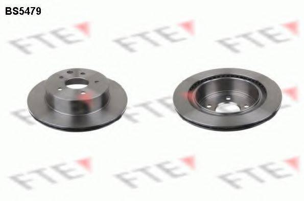 FTE BS5479 Тормозной диск
