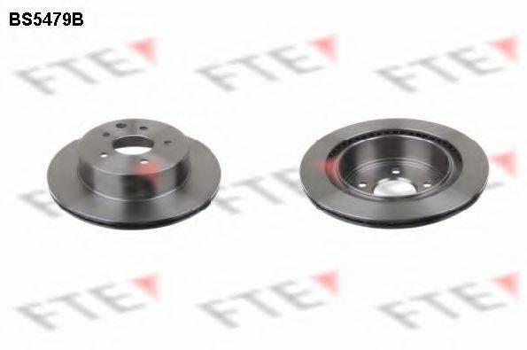 FTE BS5479B Тормозной диск