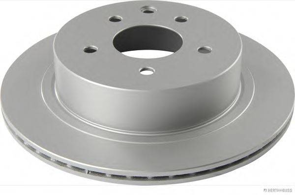HERTH+BUSS JAKOPARTS J3311043 Тормозной диск