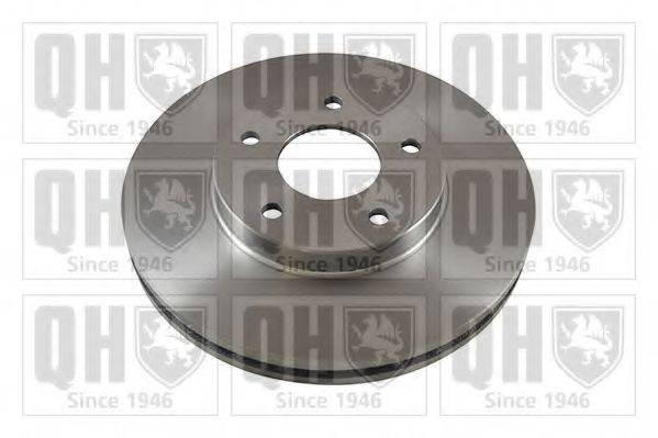 QUINTON HAZELL BDC5237 Тормозной диск