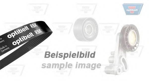 OPTIBELT 5PK1435KT1 Поликлиновой ременный комплект
