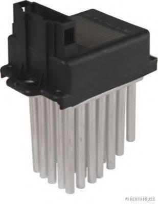 HERTH+BUSS ELPARTS 75614273 Блок управления, отопление / вентиляция