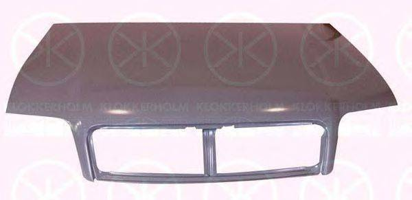 KLOKKERHOLM 0014282 Капот двигателя