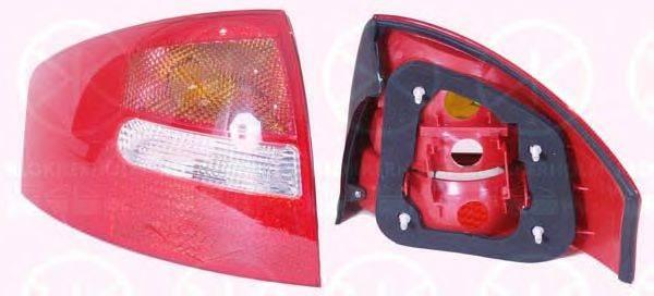 KLOKKERHOLM 00140711 Задний фонарь
