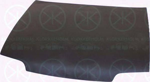 KLOKKERHOLM 5049280 Капот двигателя