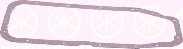 KLOKKERHOLM 5049483 Прокладка, маслянный поддон