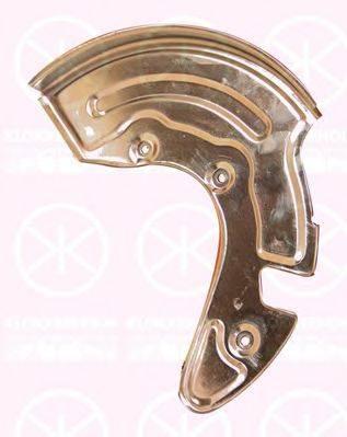 KLOKKERHOLM 0018378 Отражатель, диск тормозного механизма