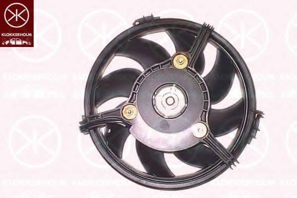 KLOKKERHOLM 00142601 Вентилятор, охлаждение двигателя