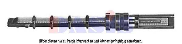 AKS DASIS 840280N Расширительный клапан, кондиционер