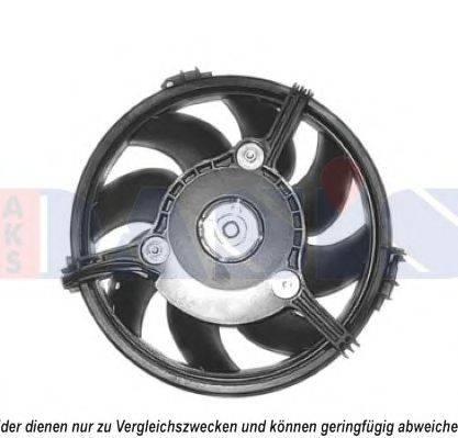 AKS DASIS 048110N Вентилятор, охлаждение двигателя
