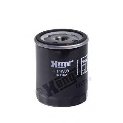 HENGST FILTER H14W08 Масляный фильтр