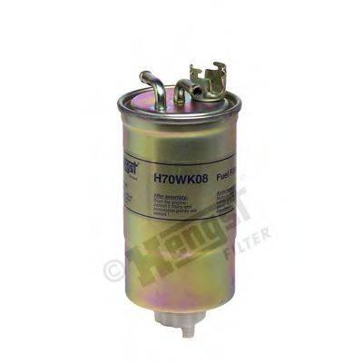 HENGST FILTER H70WK08 Топливный фильтр