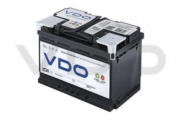 VDO A2C59520011E Стартерная аккумуляторная батарея; Стартерная аккумуляторная батарея
