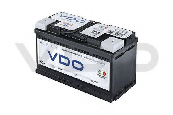 VDO A2C59520013E Стартерная аккумуляторная батарея; Стартерная аккумуляторная батарея