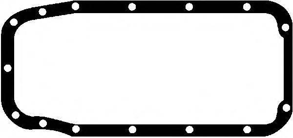 GLASER X0428501 Прокладка, маслянный поддон
