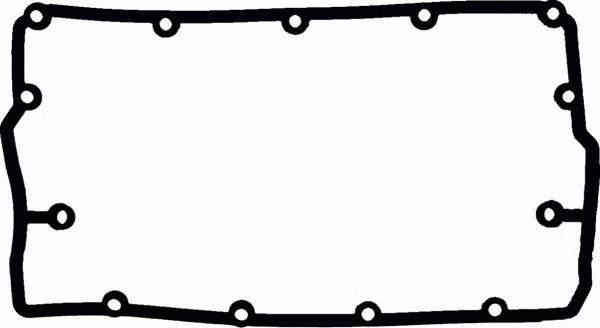 GLASER X5371501 Прокладка, крышка головки цилиндра