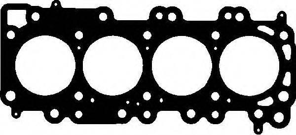GLASER H0100720 Прокладка, головка цилиндра