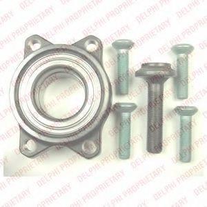 DELPHI BK1382 Комплект подшипника ступицы колеса