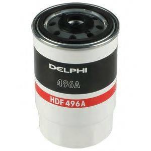 DELPHI HDF496 Топливный фильтр