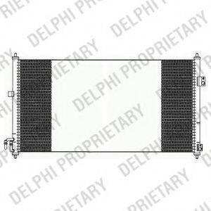DELPHI TSP0225615 Конденсатор, кондиционер