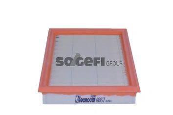TECNOCAR A867 Воздушный фильтр