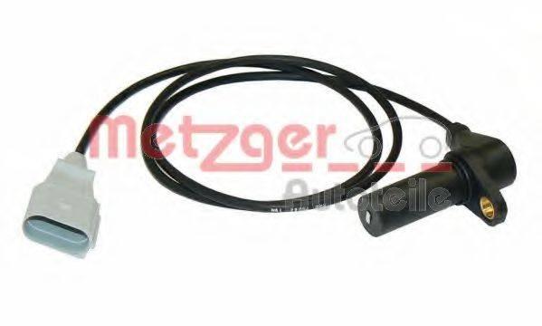 METZGER 0909007 Датчик частоты вращения, управление двигателем