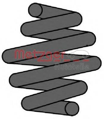 METZGER 2240241 Пружина ходовой части
