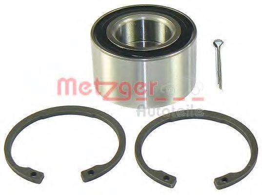 METZGER WM935 Комплект подшипника ступицы колеса
