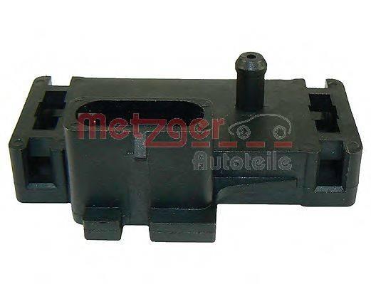 METZGER 0906037 Датчик, давление наддува; Датчик, давление во впускном газопроводе