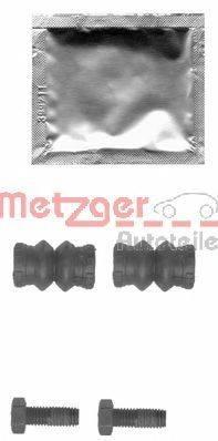 METZGER 1131339 комплект принадлежностей, тормозной суппорт