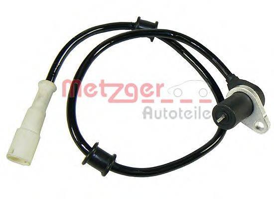 METZGER 0900043 Датчик, частота вращения колеса