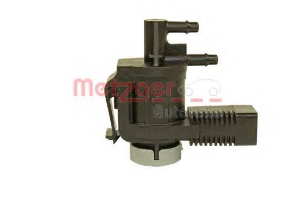 METZGER 0892077 Клапан регулирование давление наддува; Клапан, управление рециркуляция ОГ