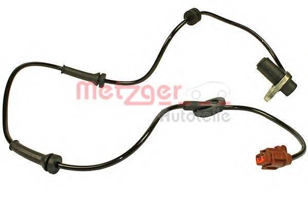 METZGER 0900716 Датчик, частота вращения колеса
