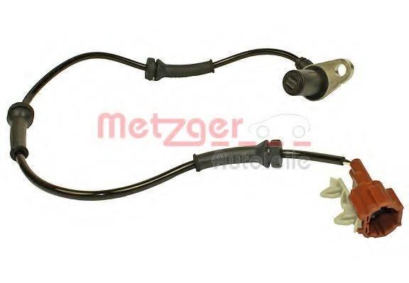 METZGER 0900718 Датчик, частота вращения колеса