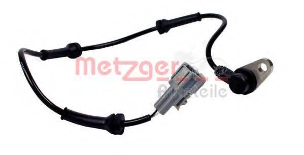 METZGER 0900717 Датчик, частота вращения колеса