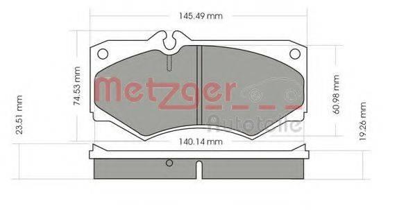 METZGER 1170351