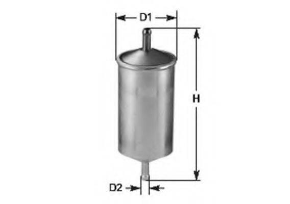 MAGNETI MARELLI 152071760845 Топливный фильтр
