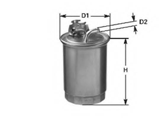 MAGNETI MARELLI 152071760799 Топливный фильтр
