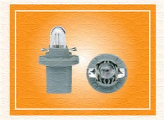 MAGNETI MARELLI 003724100000 Лампа накаливания, освещение щитка приборов; Лампа накаливания